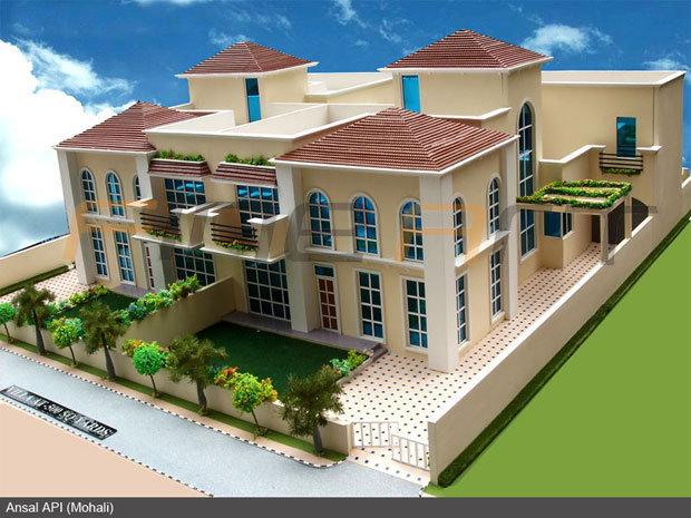 Fine Art Scale Models Pvt Ltd Architectural Scale Model